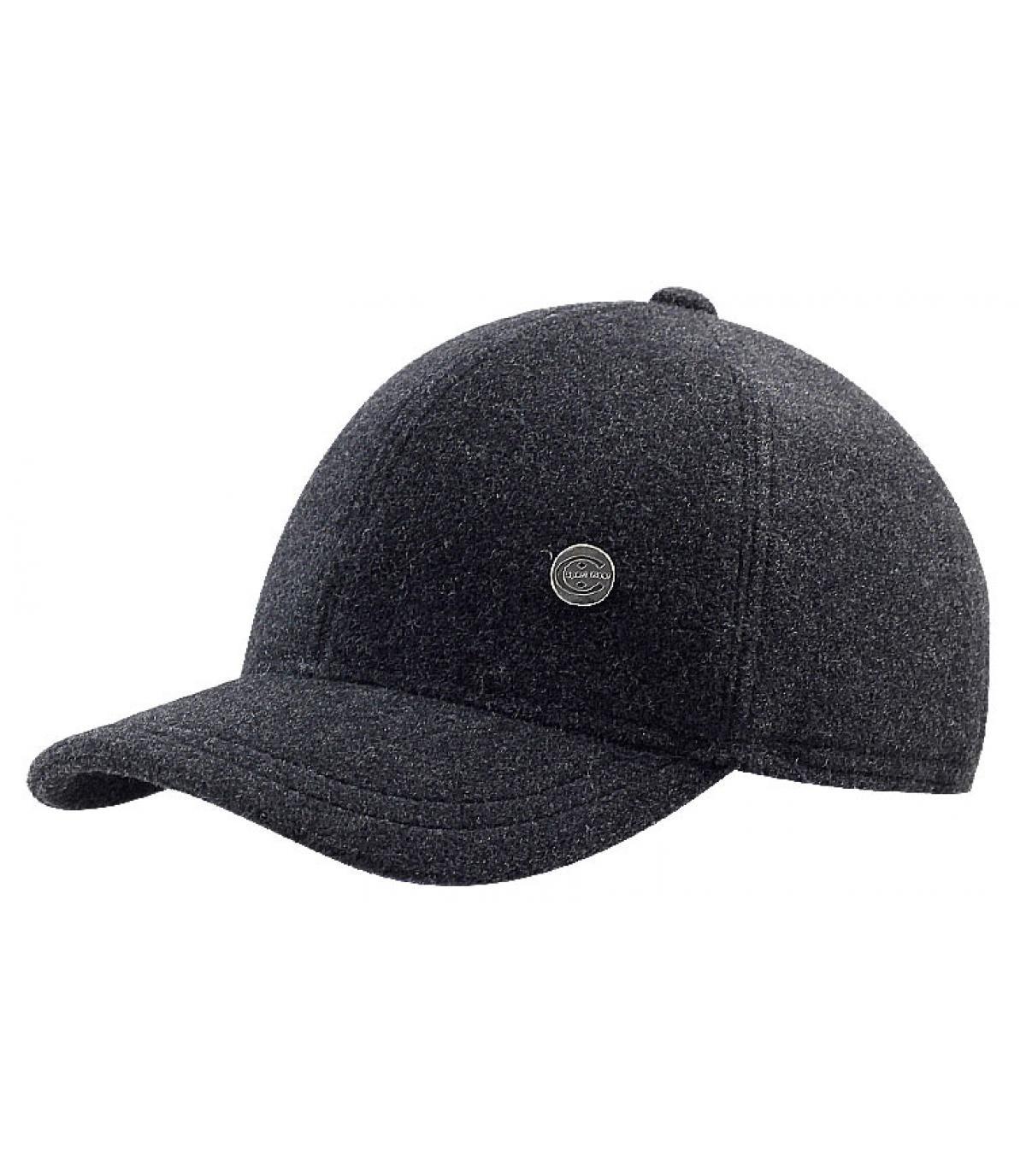 ... Détails Baseball cap grey - image ... 01f6d1c54b7