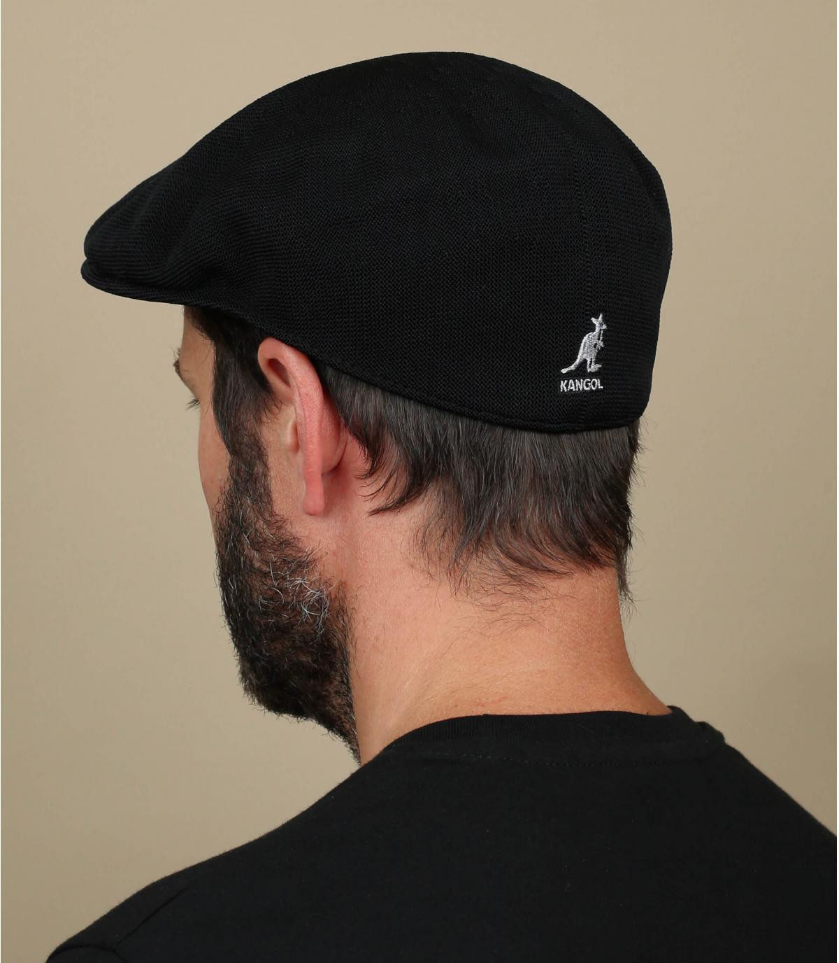 Kangol 504 tropic black