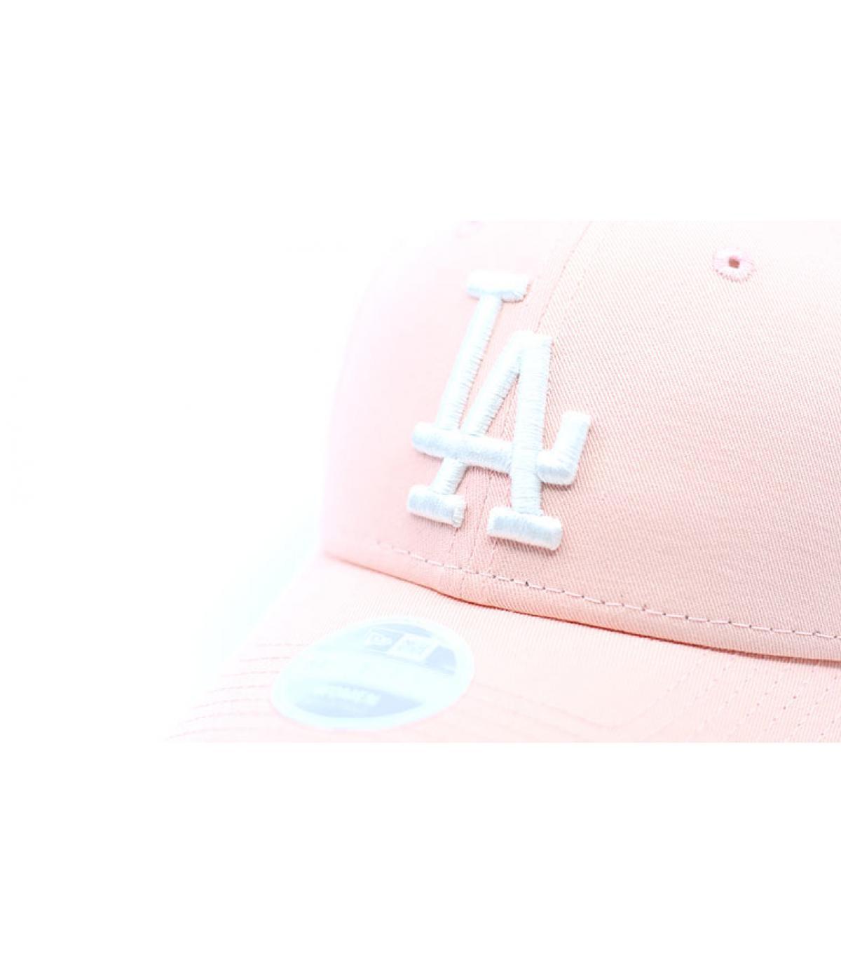 Détails Wmns League Ess LA 9Forty pink - image 3