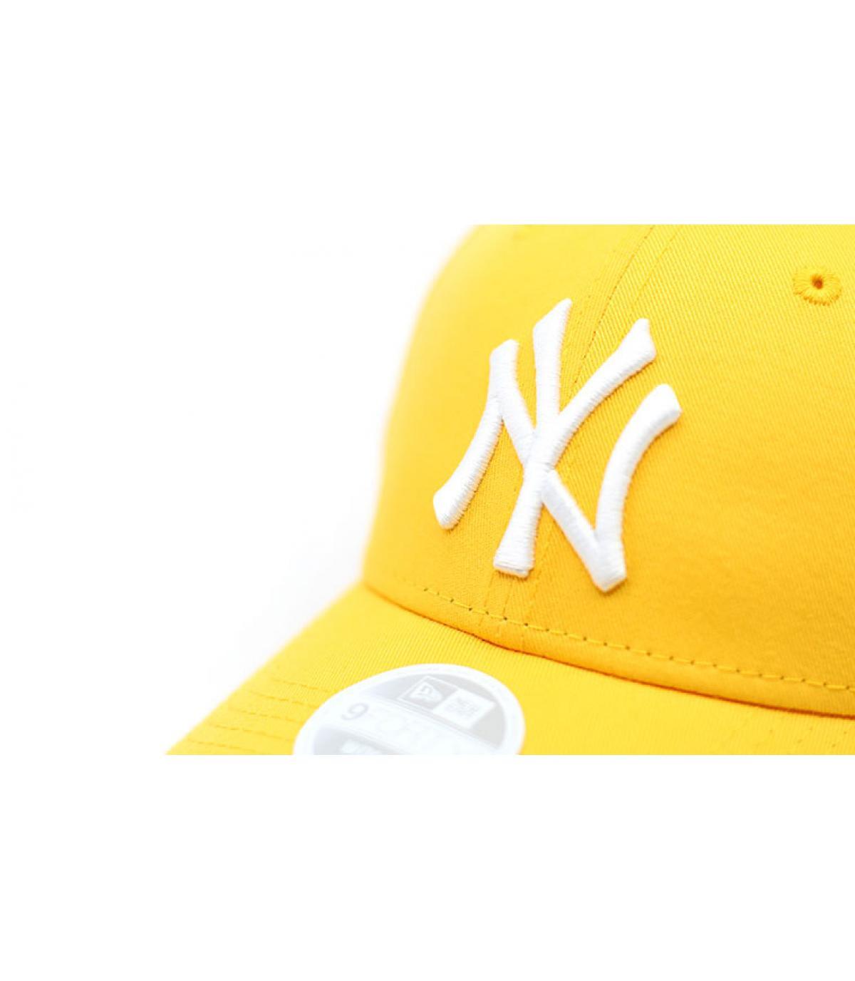 Détails Wmns League Ess NY 9Forty gold - image 3