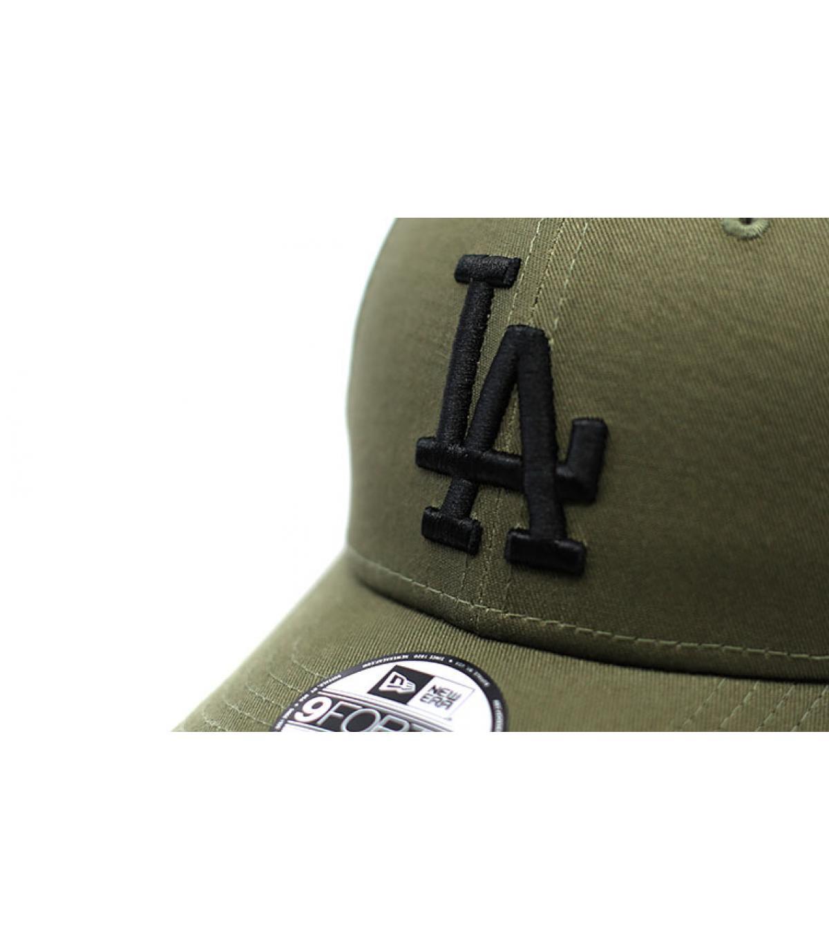 green kids LA cap