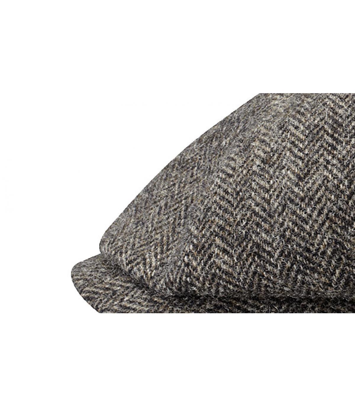 ff2c779a Woolrich hatteras stetson - Hatteras woolrich dark grey by Stetson.