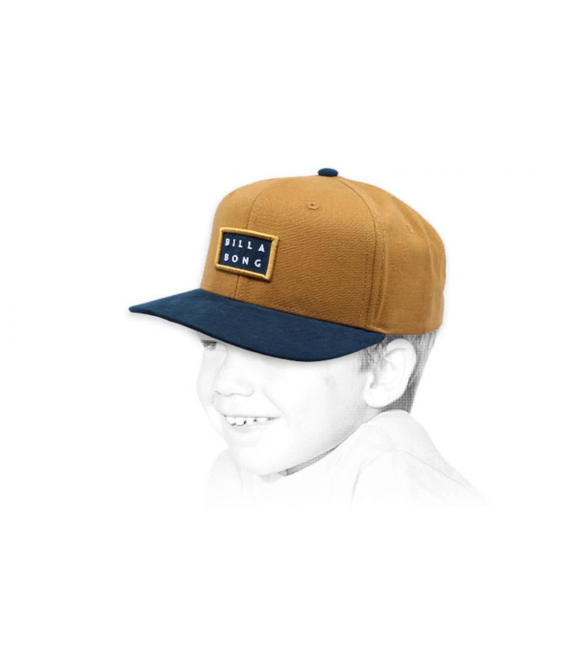 Billabong child cap beige