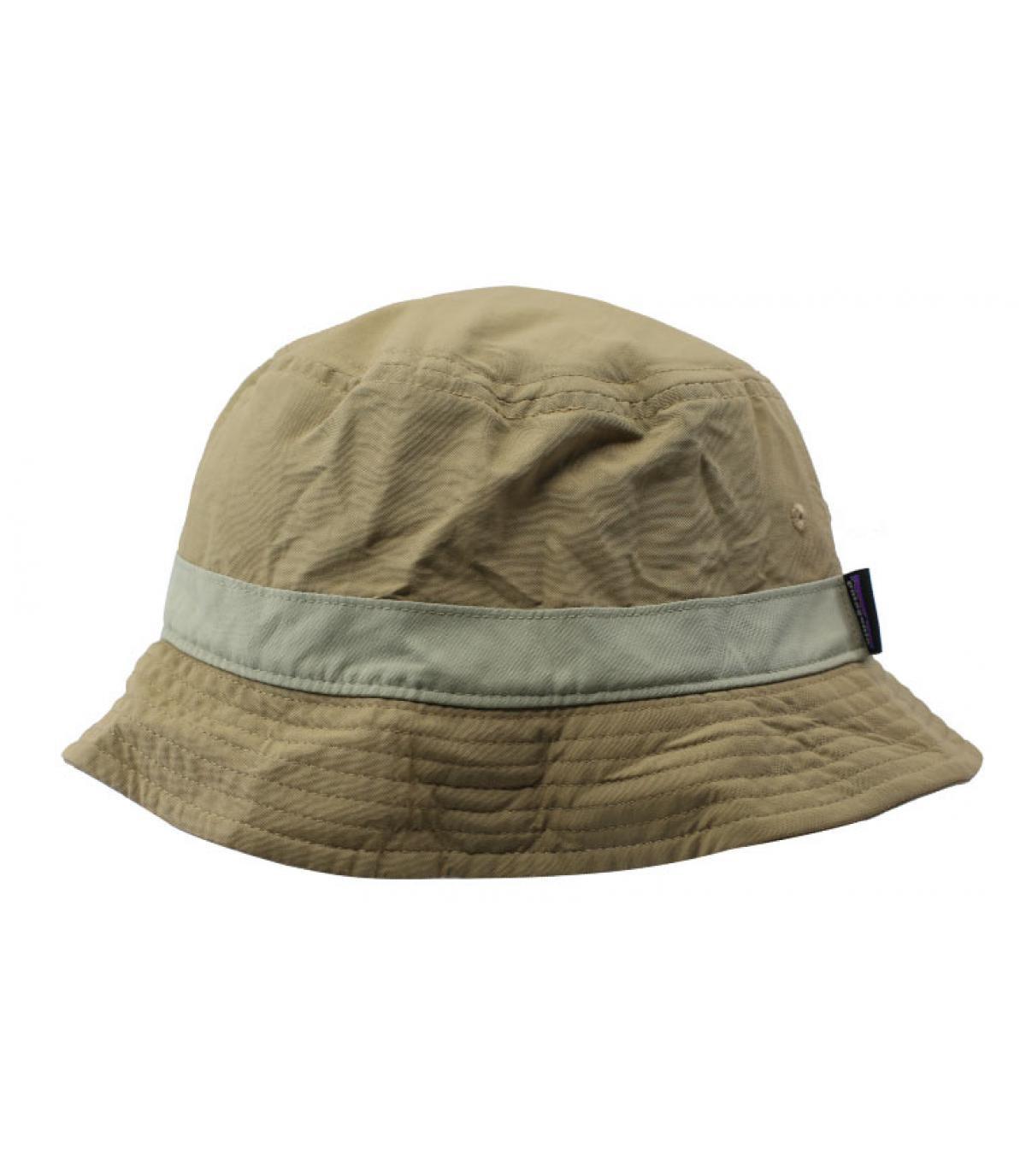 beige Patagonia bucket hat - Wavefarer Bucket ash tan by Patagonia ... 9e2650df5e8c