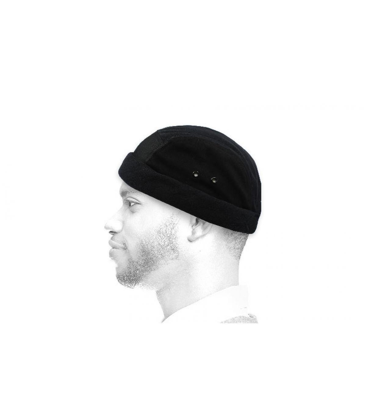 black miki Béton Ciré