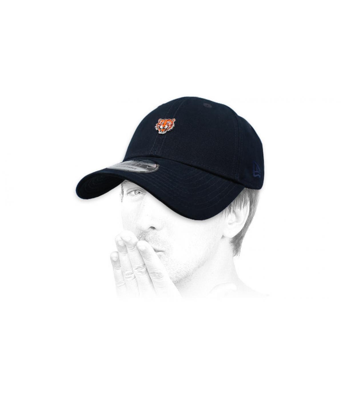 black tiger cap