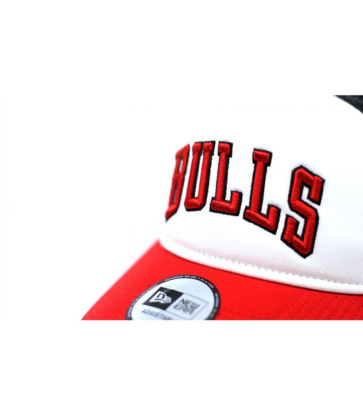 Détails Trucker Bulls Color block - image 3