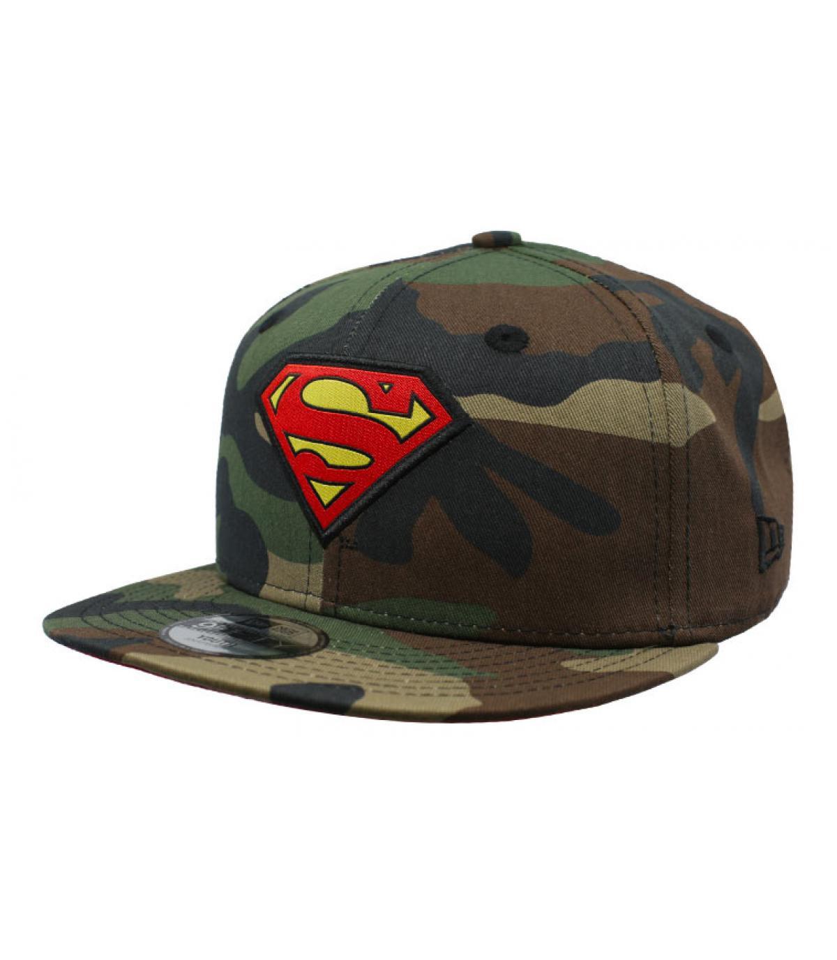 kids Superman cap