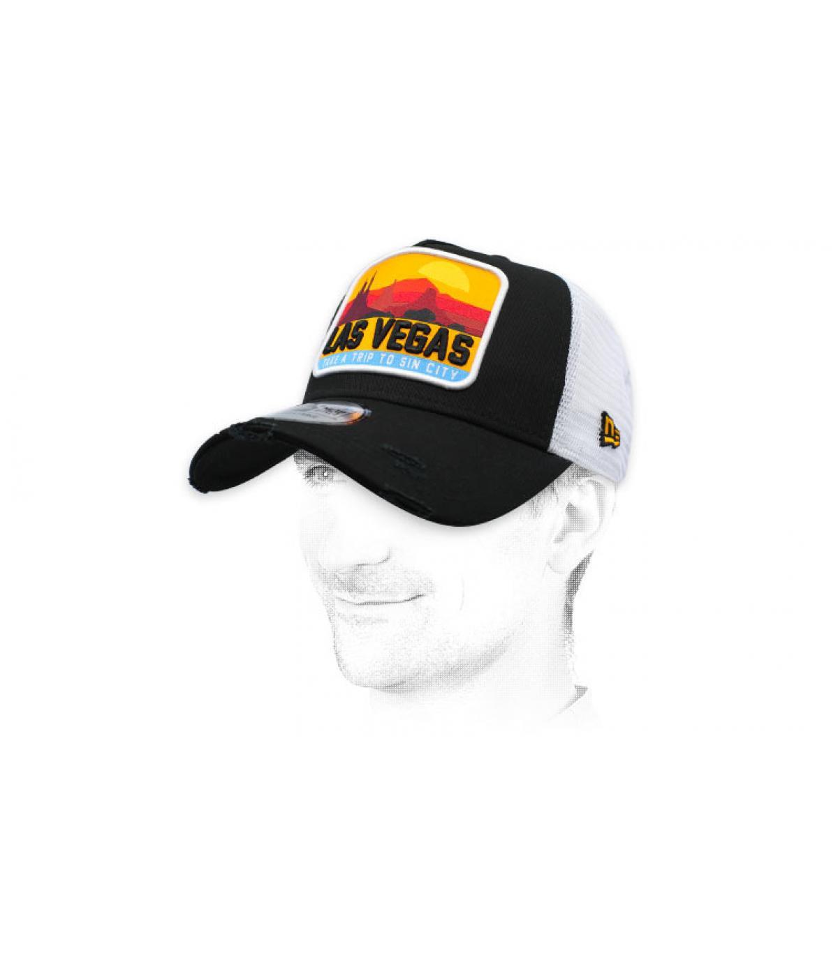 New Era Las Vegas trucker