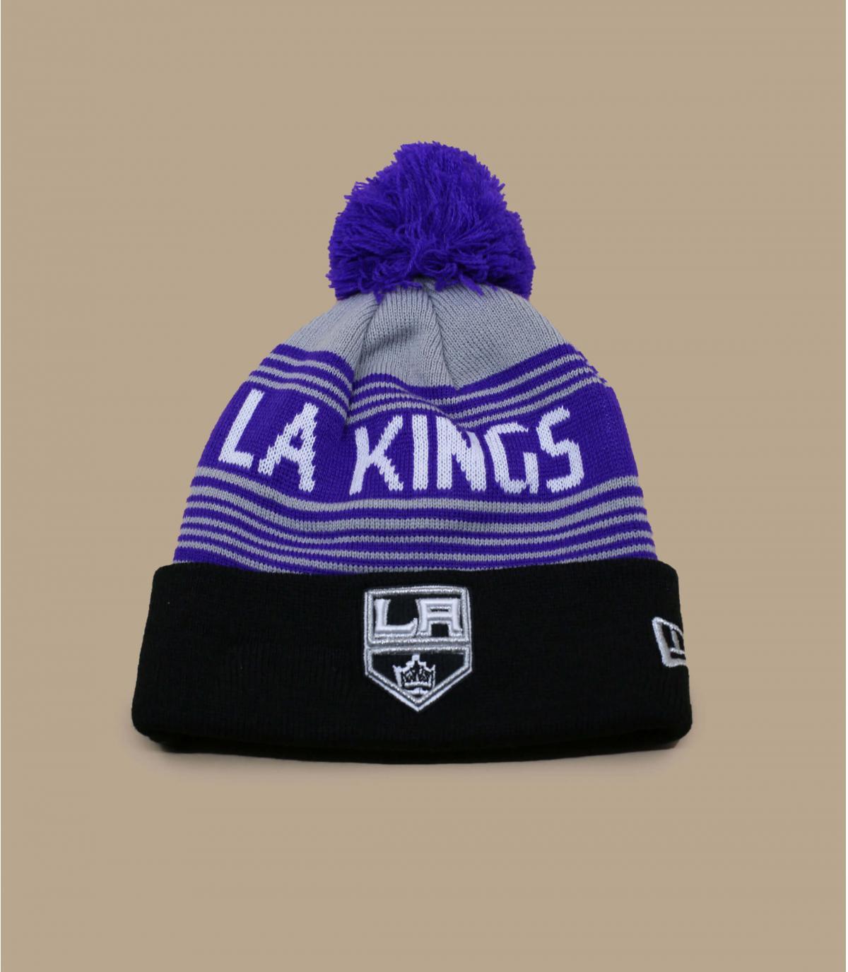 LA kings kids knit