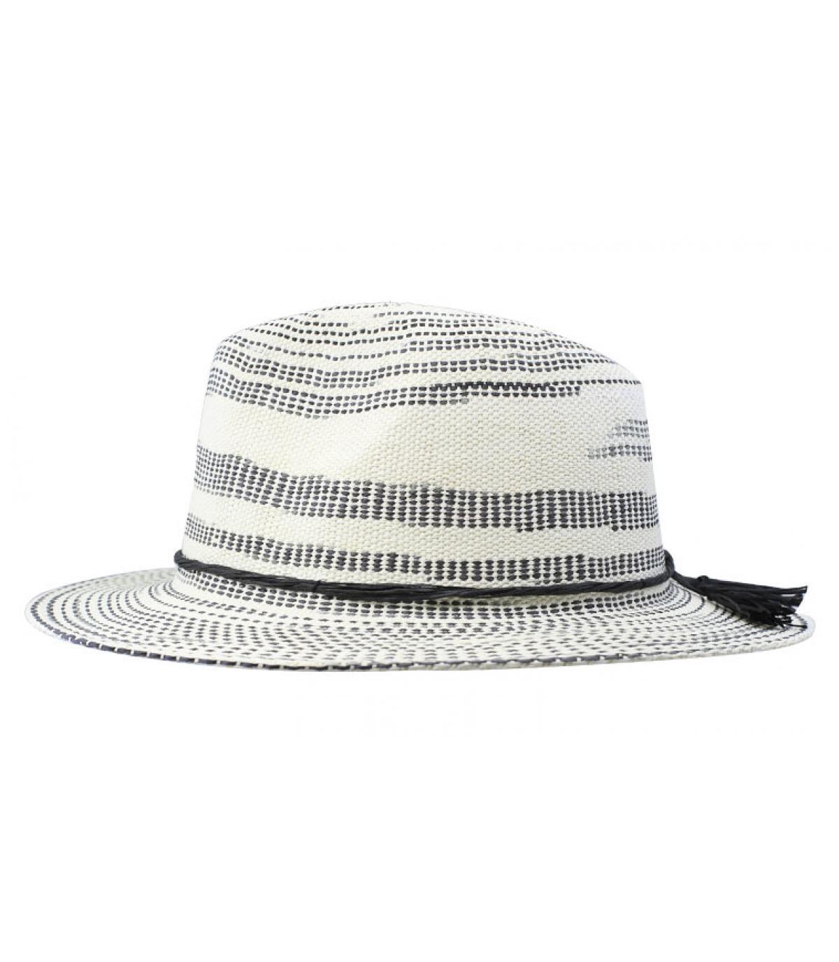 straw hat stripes