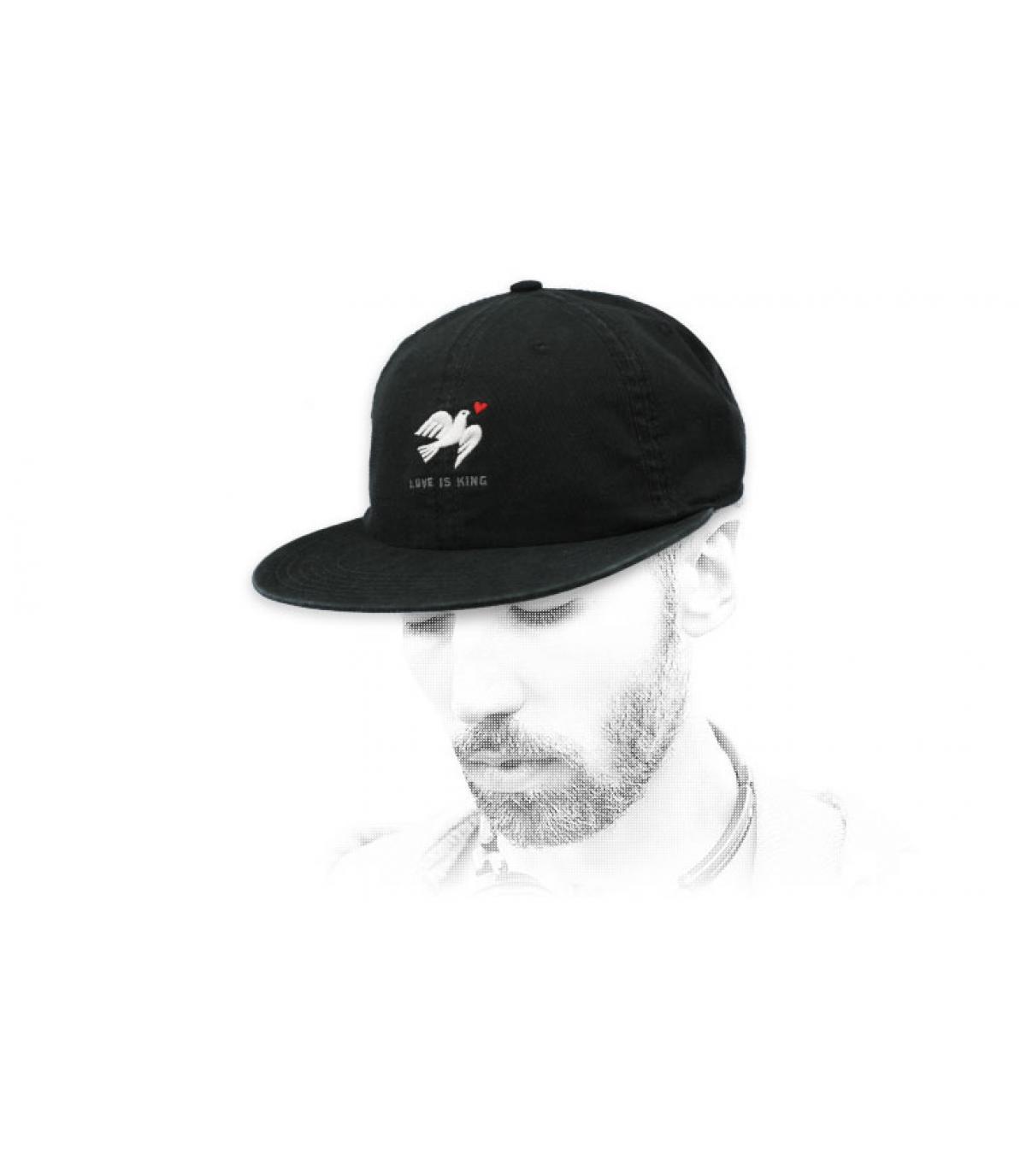 black dove cap Wemoto