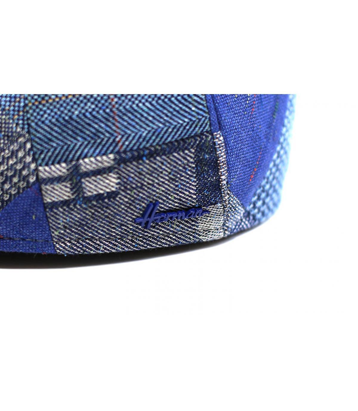 Détails Botnie Patch blue - image 3