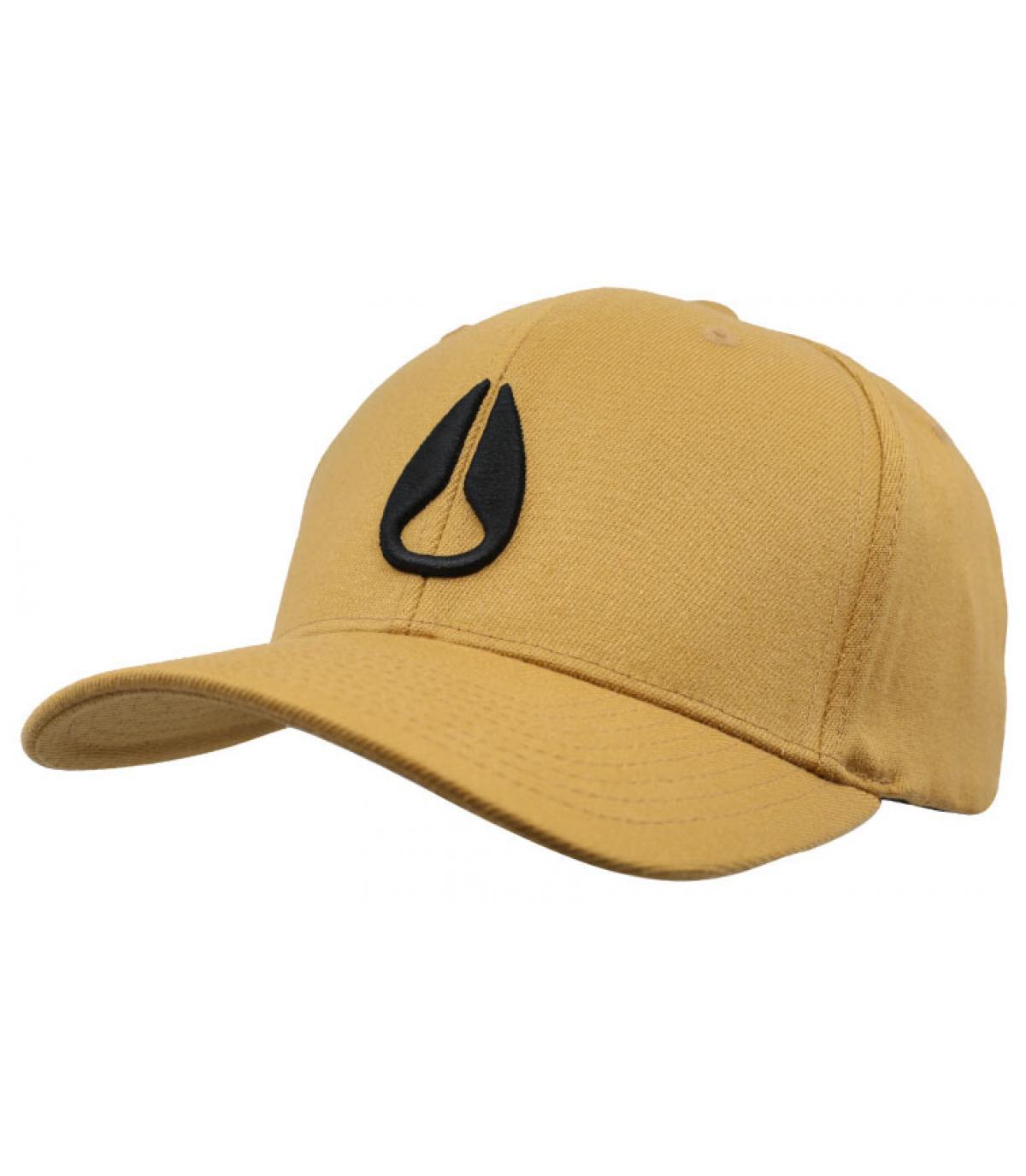beige Nixon cap