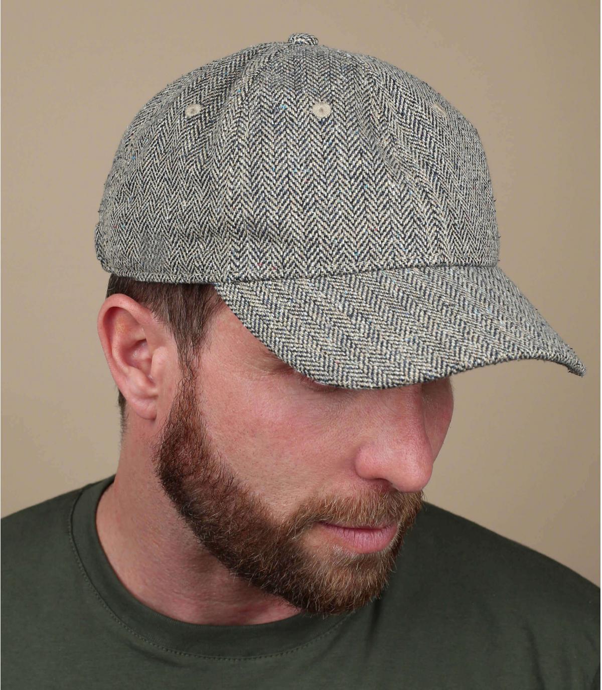 black silk cap Stetson