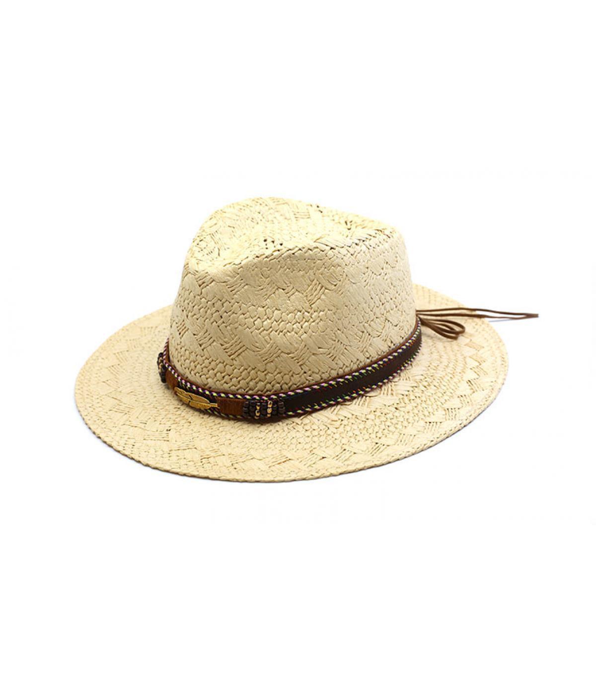 straw hat trim