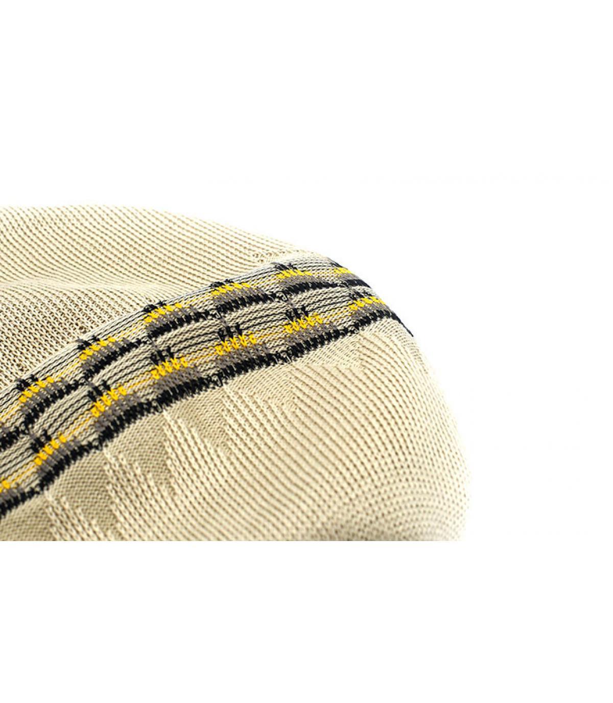 Détails Argyle 504 beige - image 3