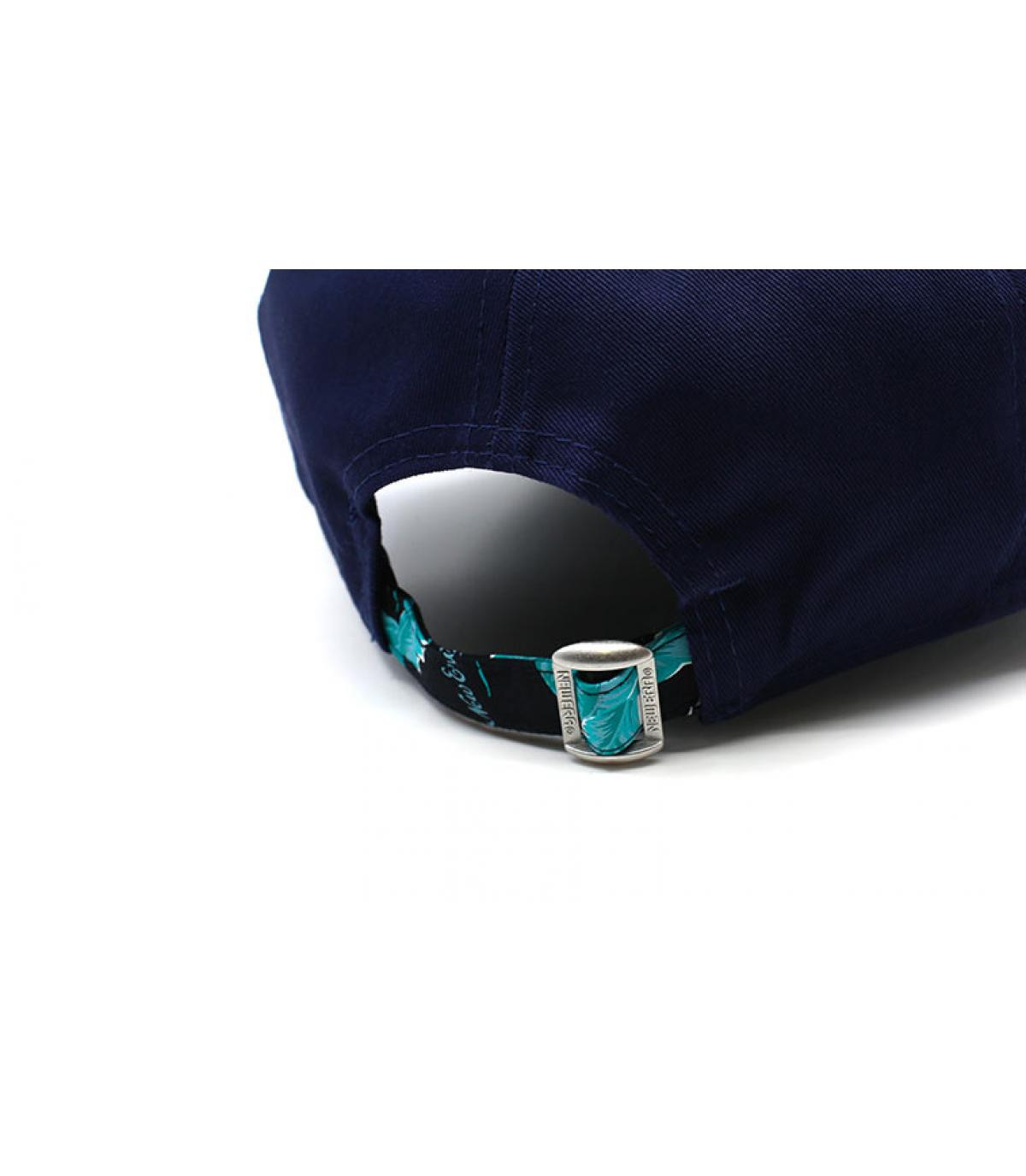 Détails MLB Light Weight NY 9Forty nay teal - image 5