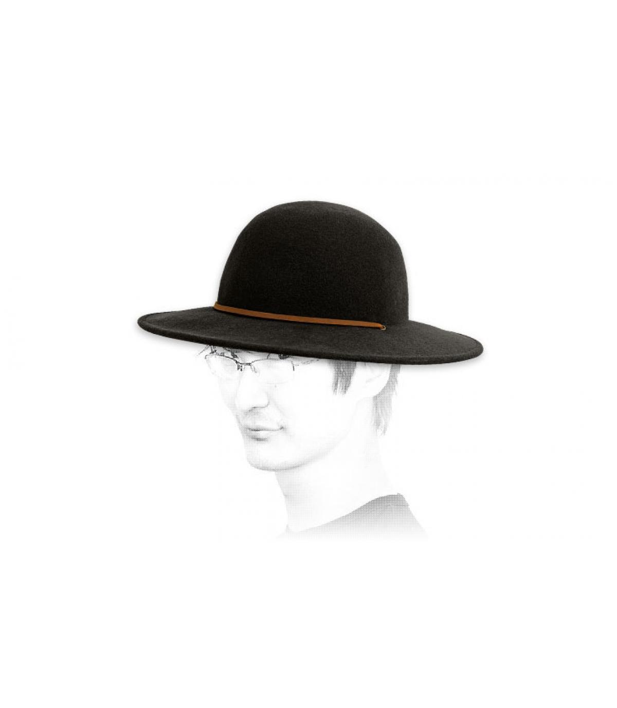 Détails Tiller black hat - image 3