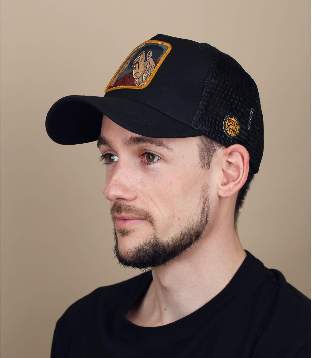 MrSatan DBZ trucker