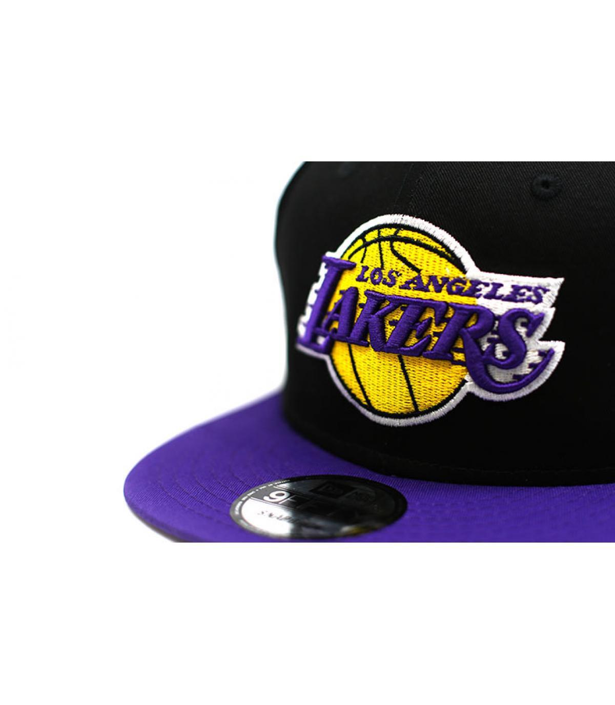 Détails NBA Lakers 9Fifty - image 3