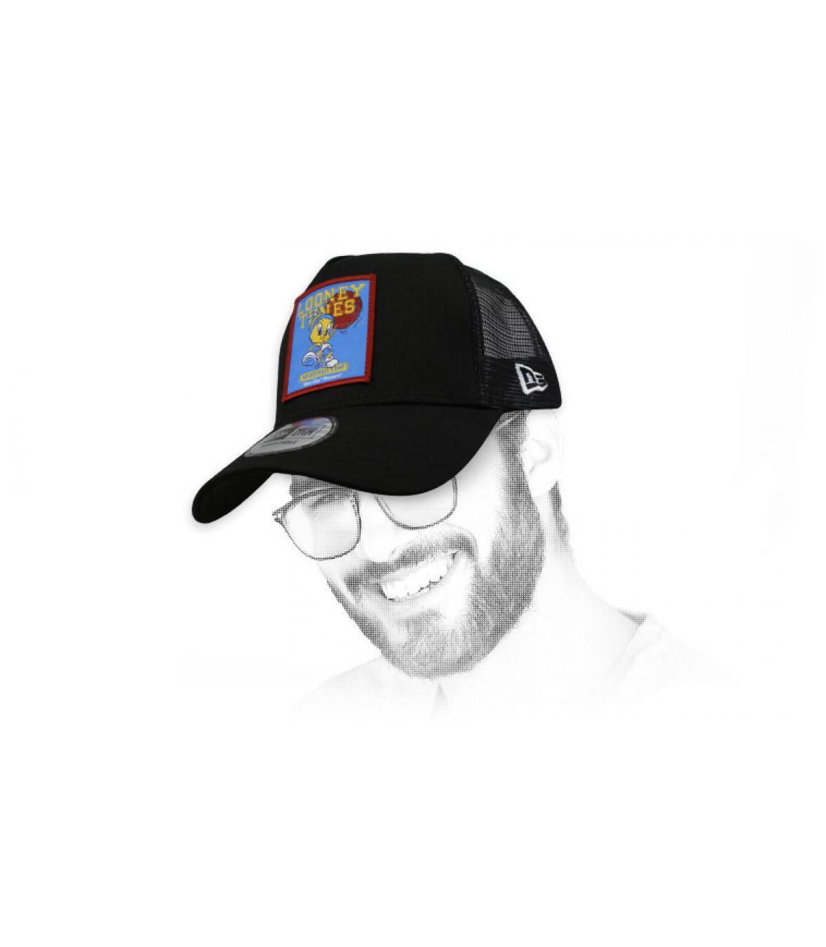 Tweety basketball cap