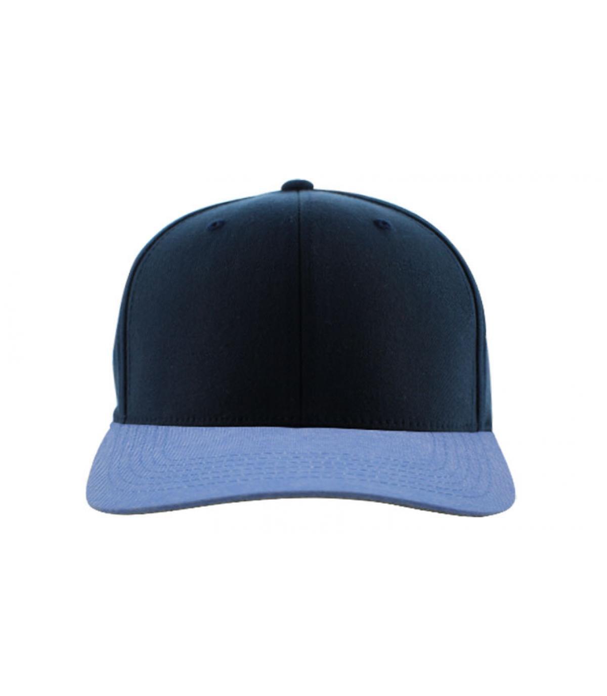 Curve Blank navy chambray blue heather grey