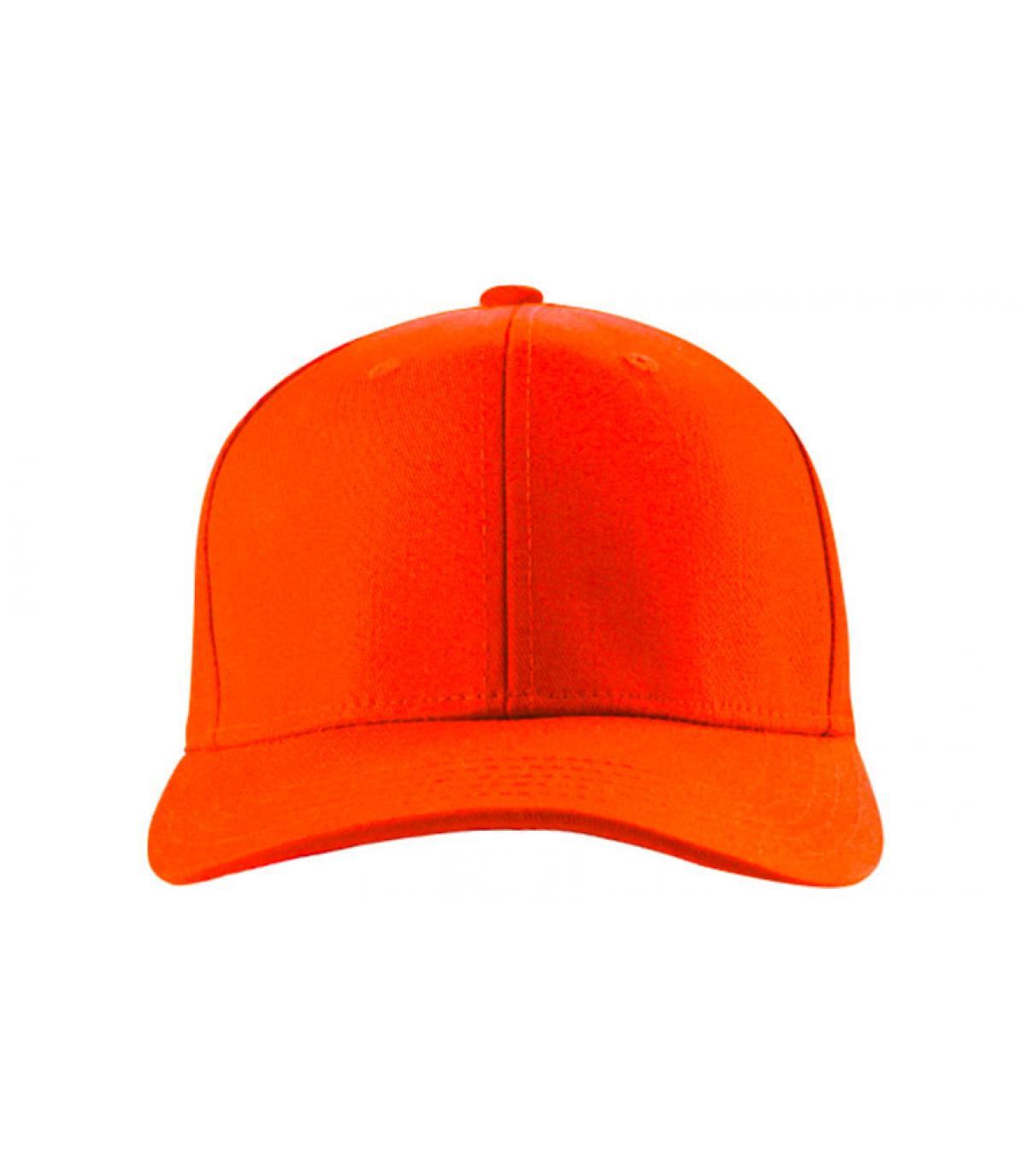 Curve Blank fluo orange