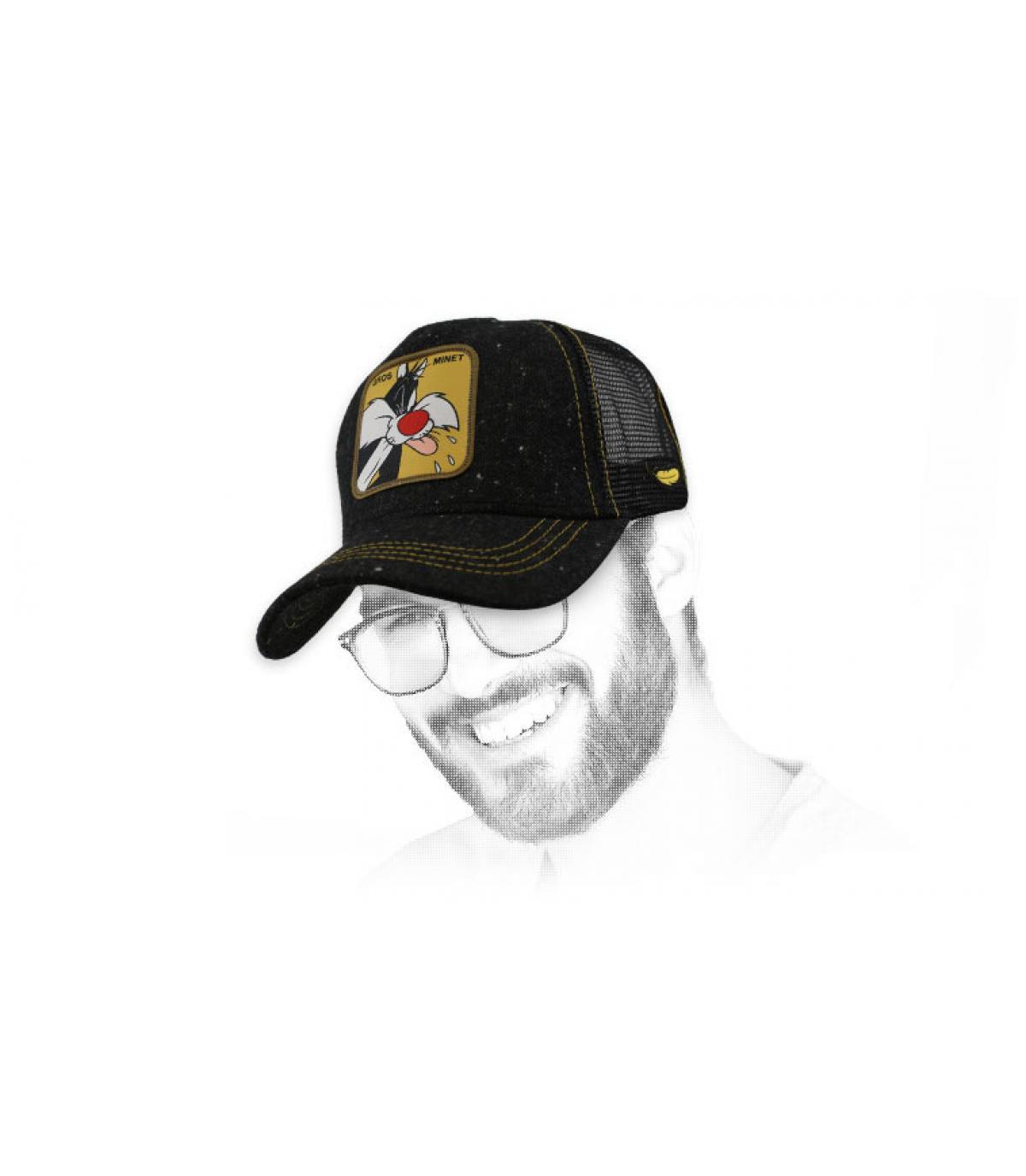Sylvester cap