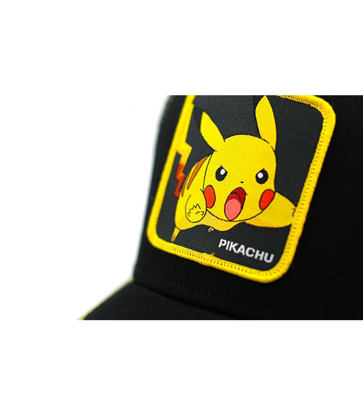 Détails Trucker Pokelon Pikachu - image 3