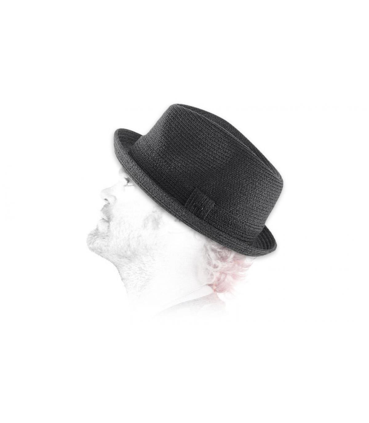Détails Billy black hat - image 3