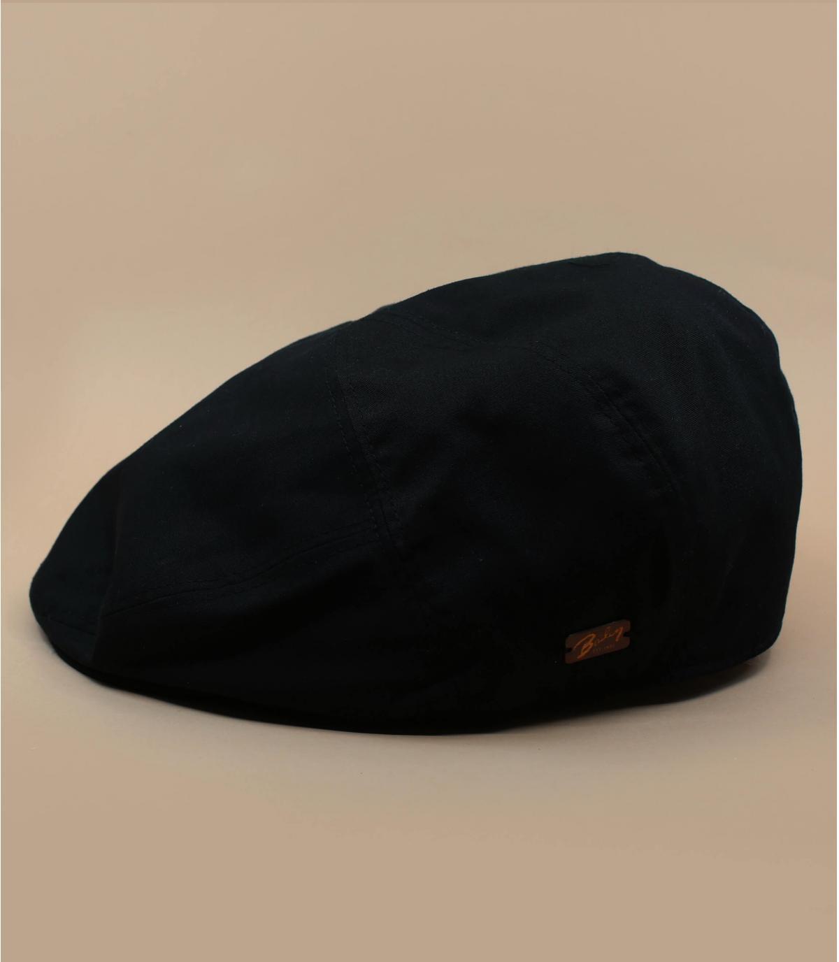 Bailey black ivy cap