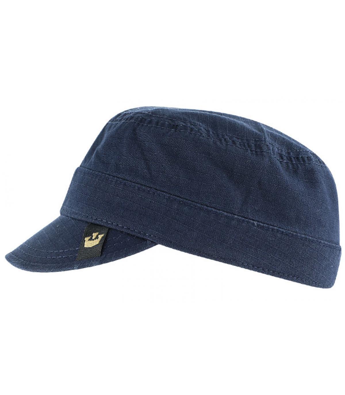 Goorin navy army cap