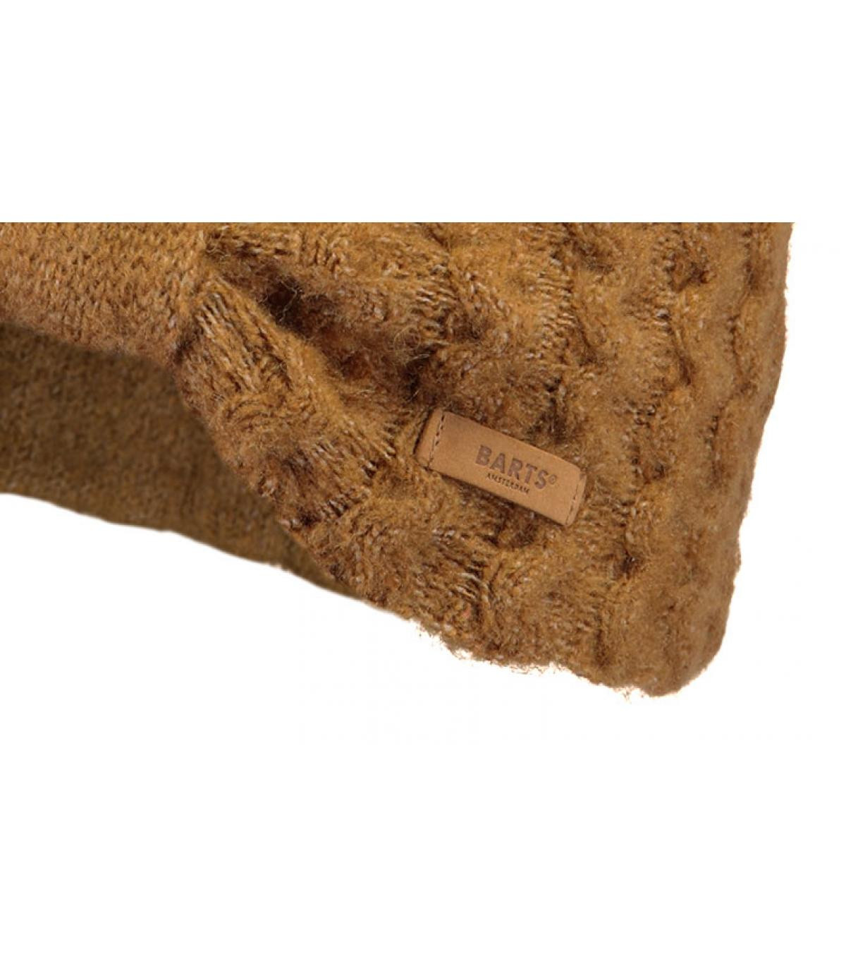 Détails Patina Headband ochre - image 3