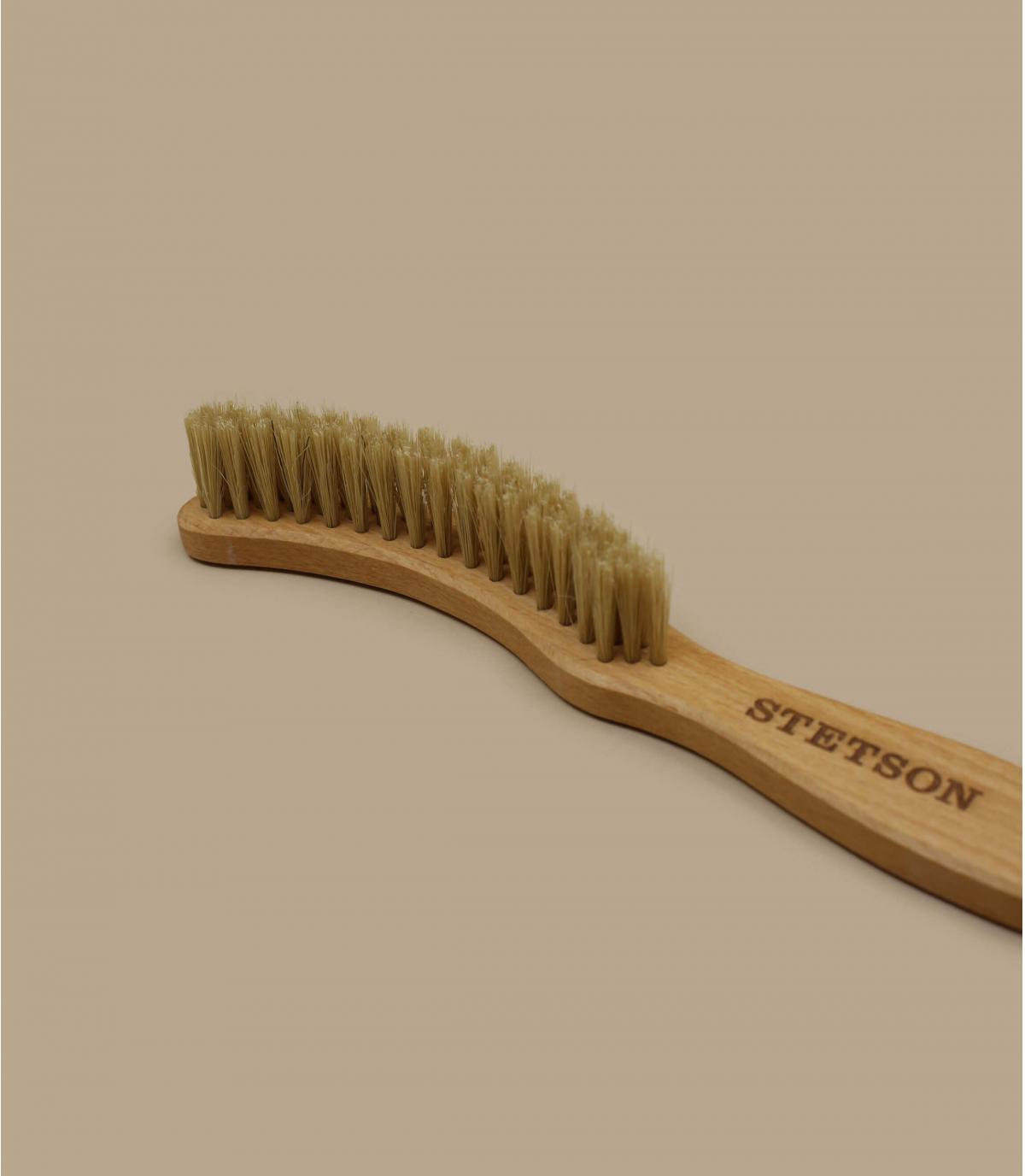 Détails Stetson Hat brush - image 2