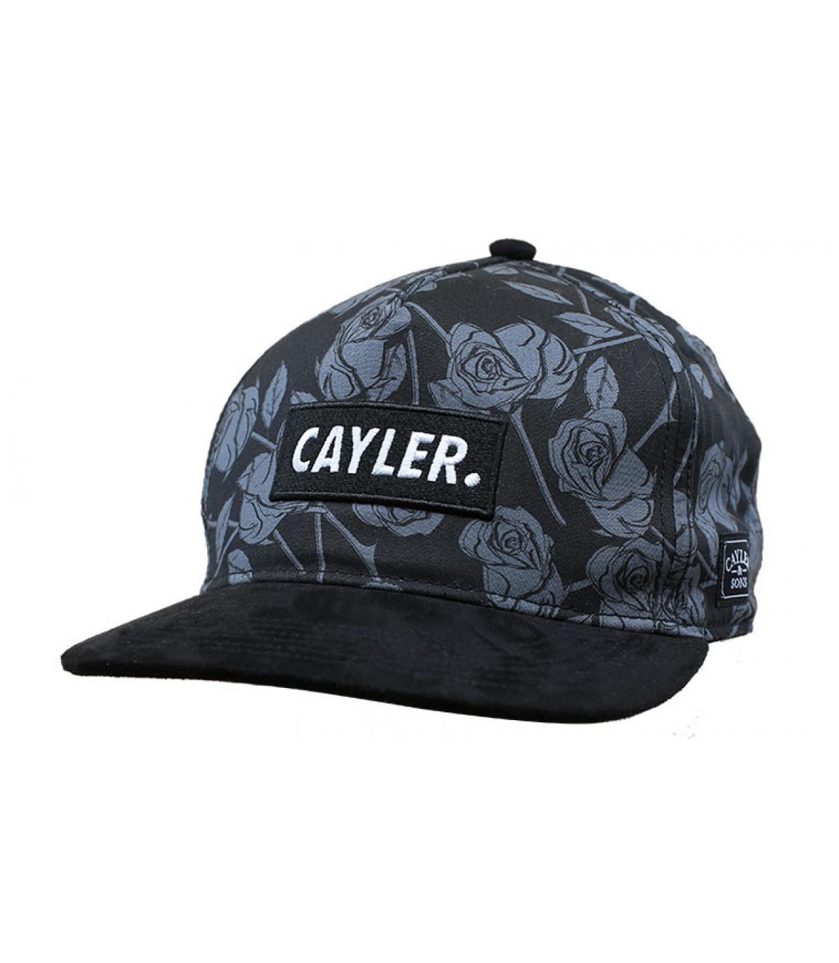black roses snapback Cayler