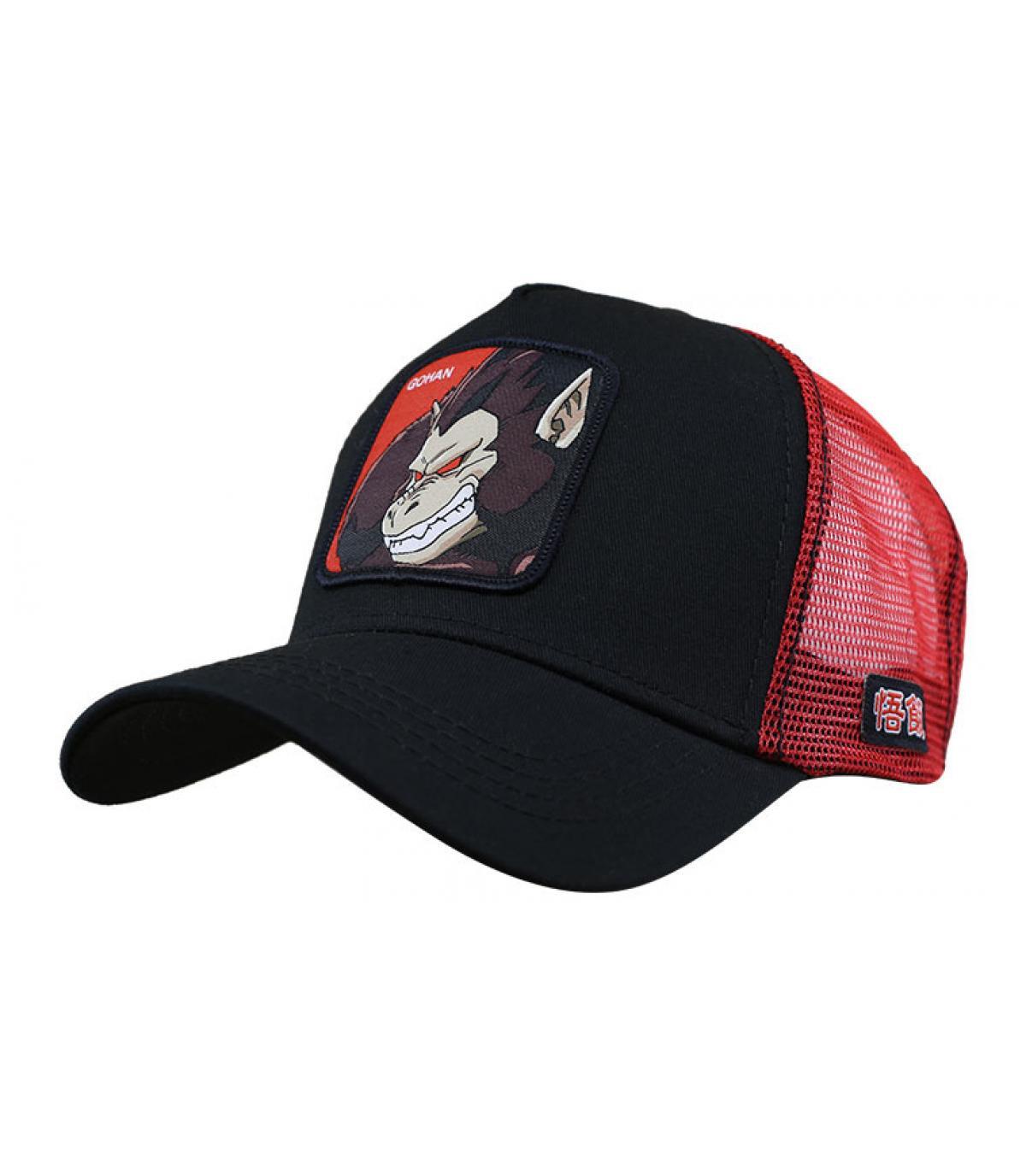 Gohan monkey DBZ cap