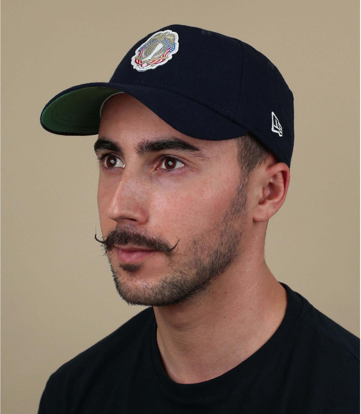blue Sox cap