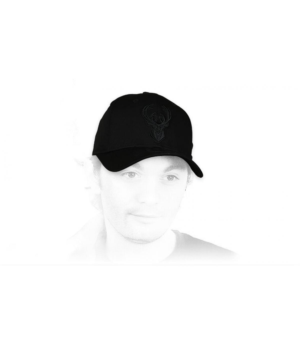 black Bucks cap
