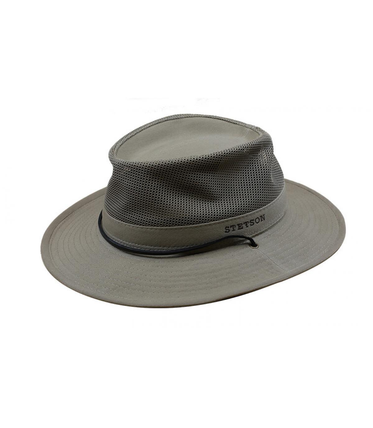 Stetson breathable hat