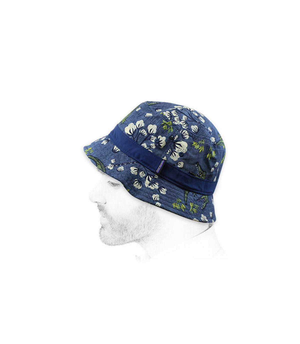 printed bucket hat Patagonia