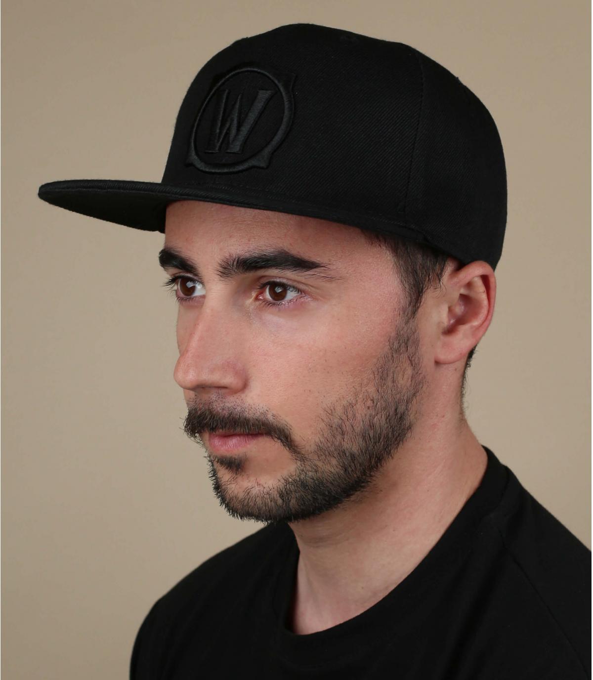 Warcraft cap