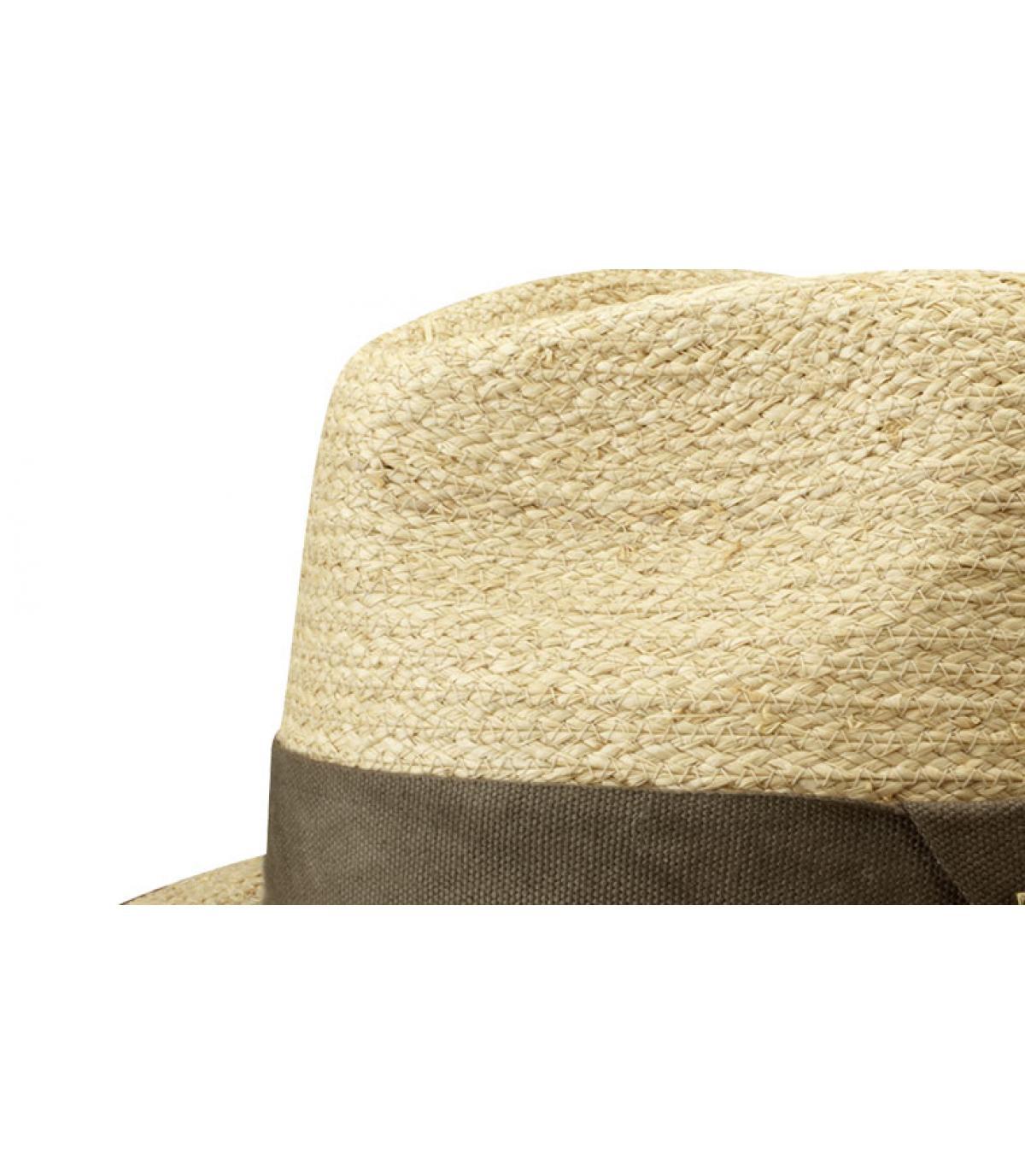 Merriam panama hat - Merriam raffia by Stetson. 29525152275