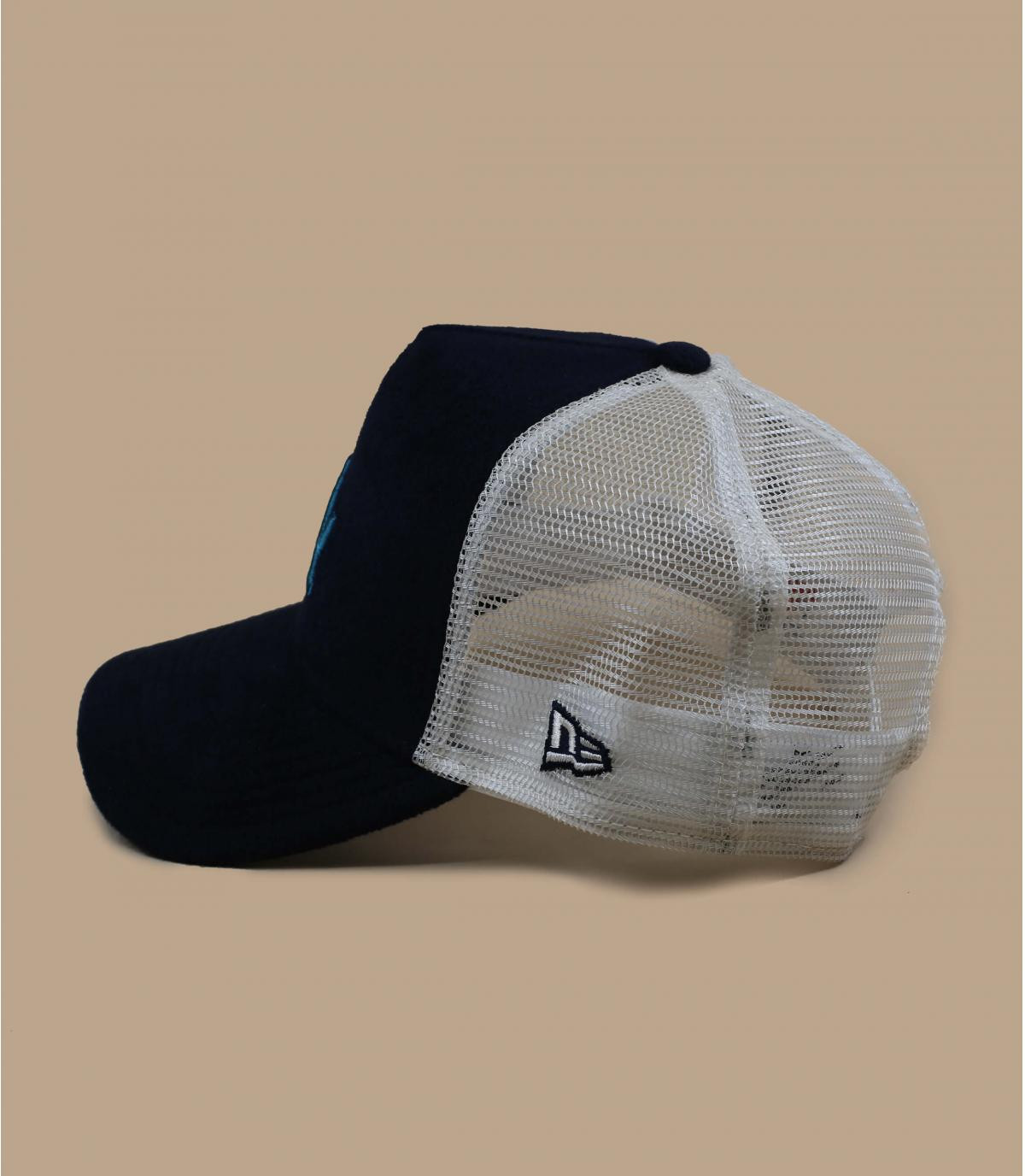 Détails Trucker MLB LA cadet blue - image 3