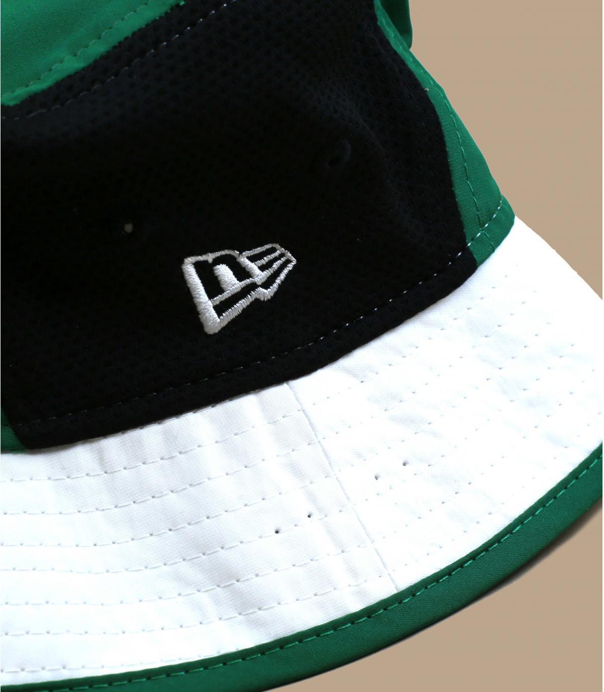 green Celtics bucket hat