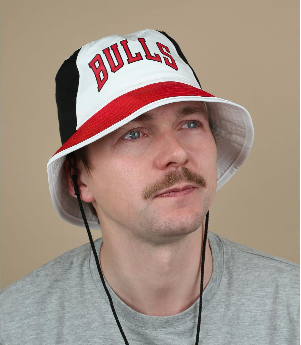 red Bulls bucket hat