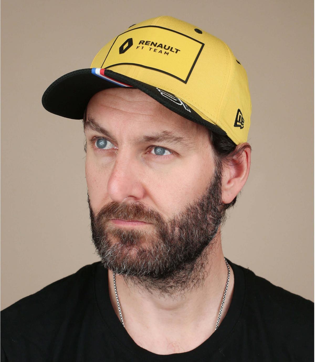 Esteban Ocon cap