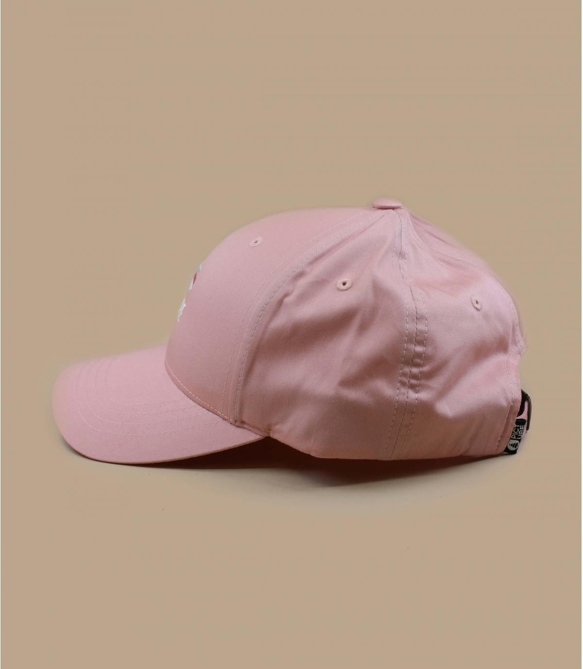 pink Picture cap