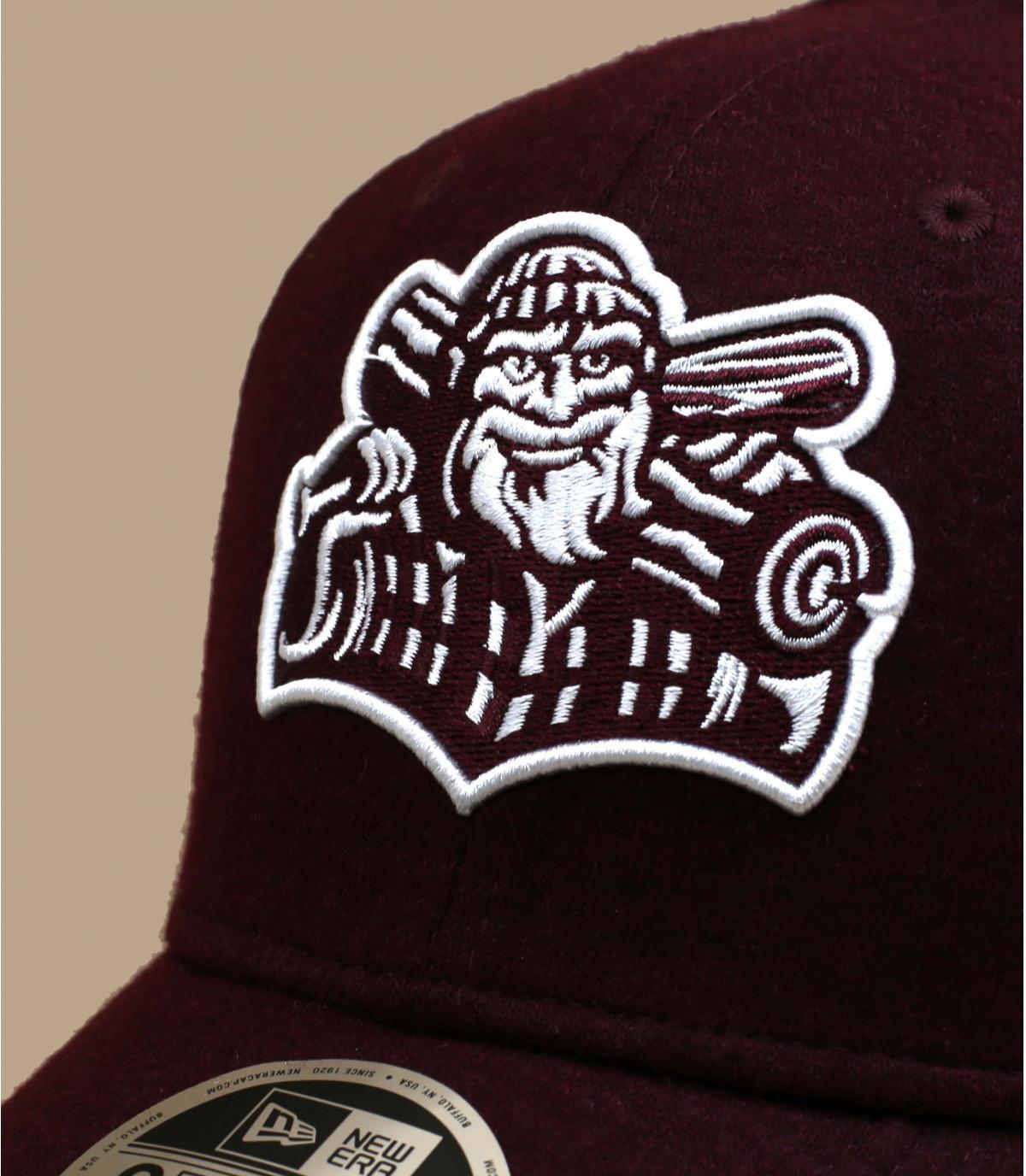 black Crosscutters cap