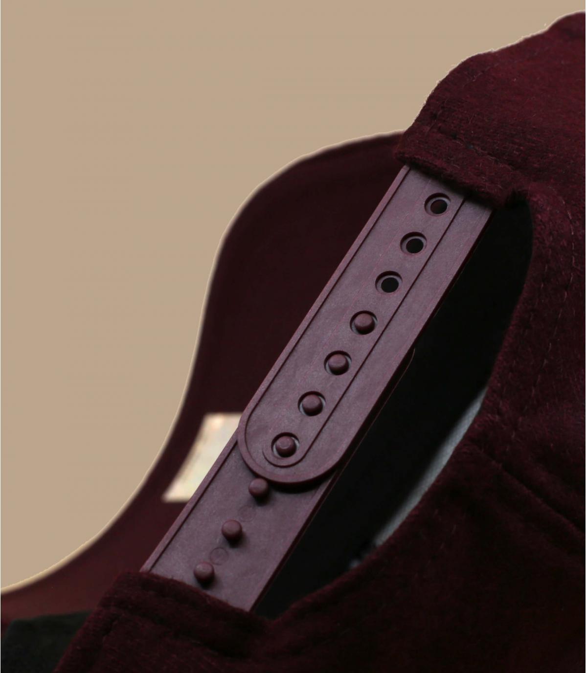 Détails Minor League 950 Crosscutters burgundy - image 4